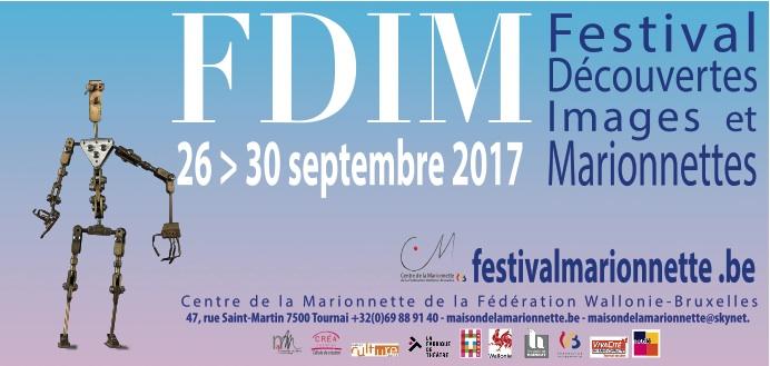 Festival Découvertes Images et Marionnettes