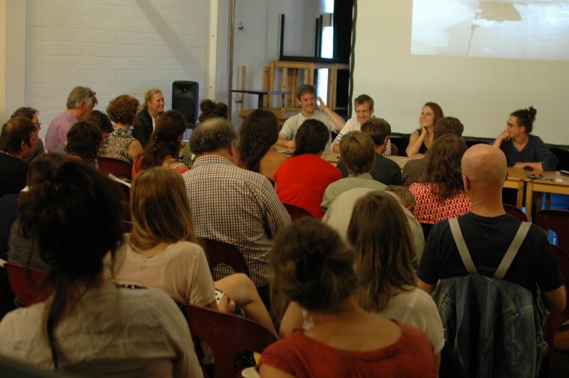 Rencontre pro à La Bellone - Août 2016