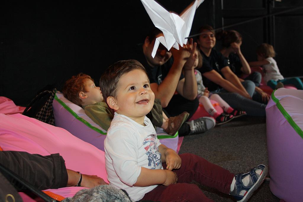 marionnettes et tout petits origami