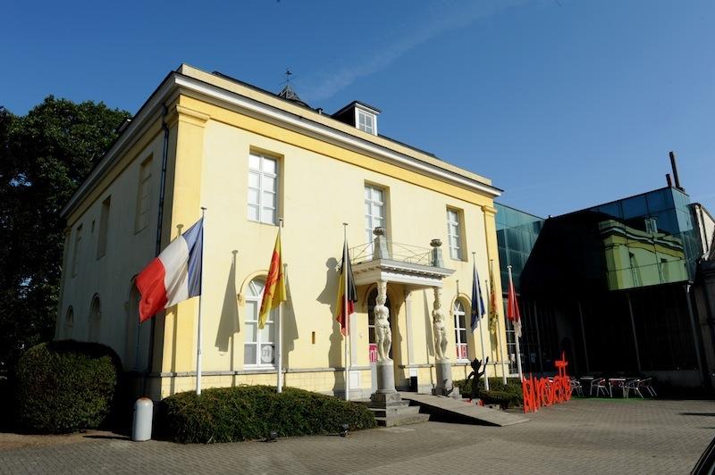 Centre de la Marionnette - façade