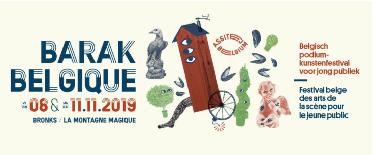 Barak Belgique Marionnette