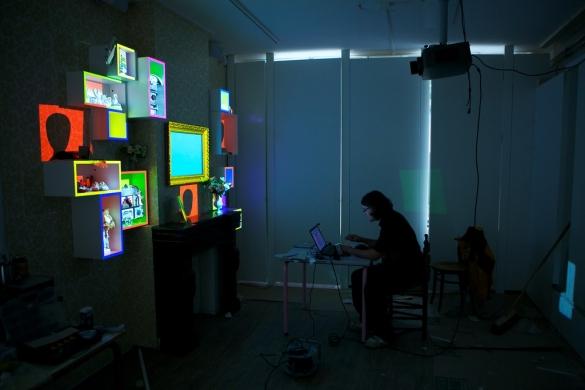Workshop Mapping Vidéo