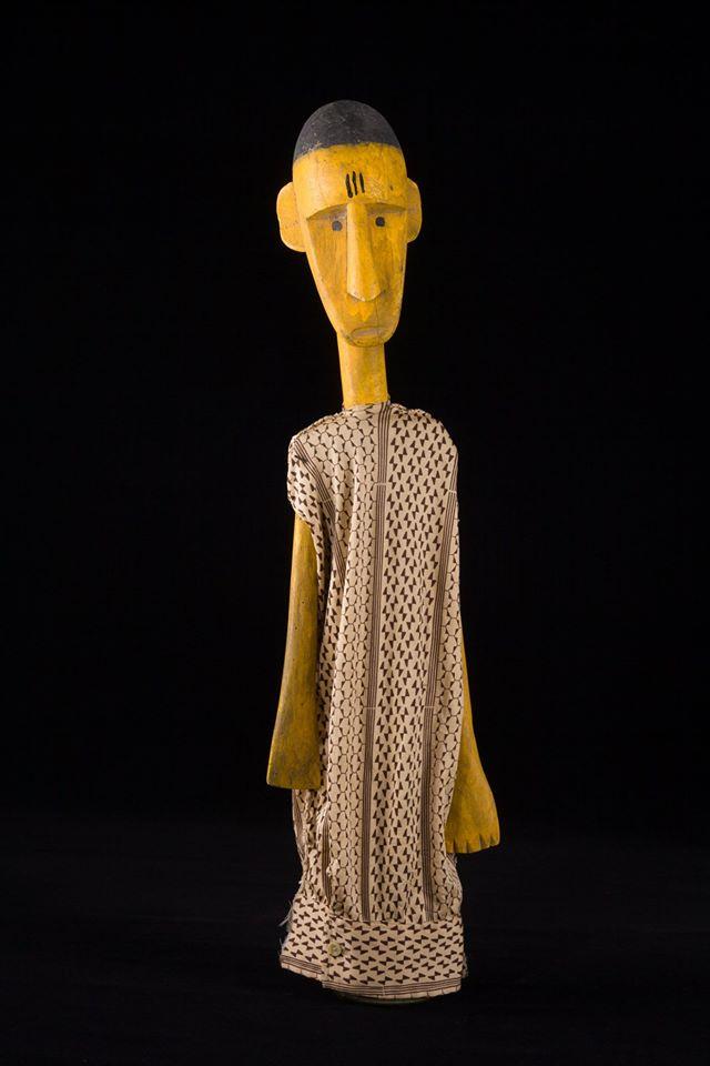 Marionnette Sogo Bo du Mali - Date inconnue ©MaisondelaMarionnette