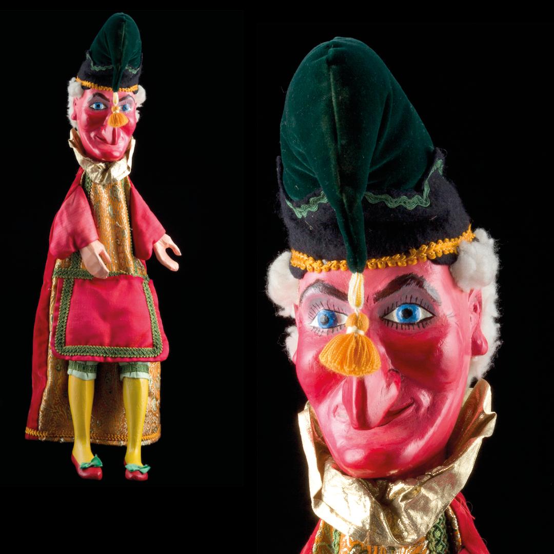 Punch, marionnette à gaine anglaise