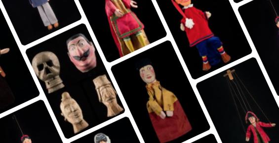 Compte Pinterest de la Maison de la Marionnette