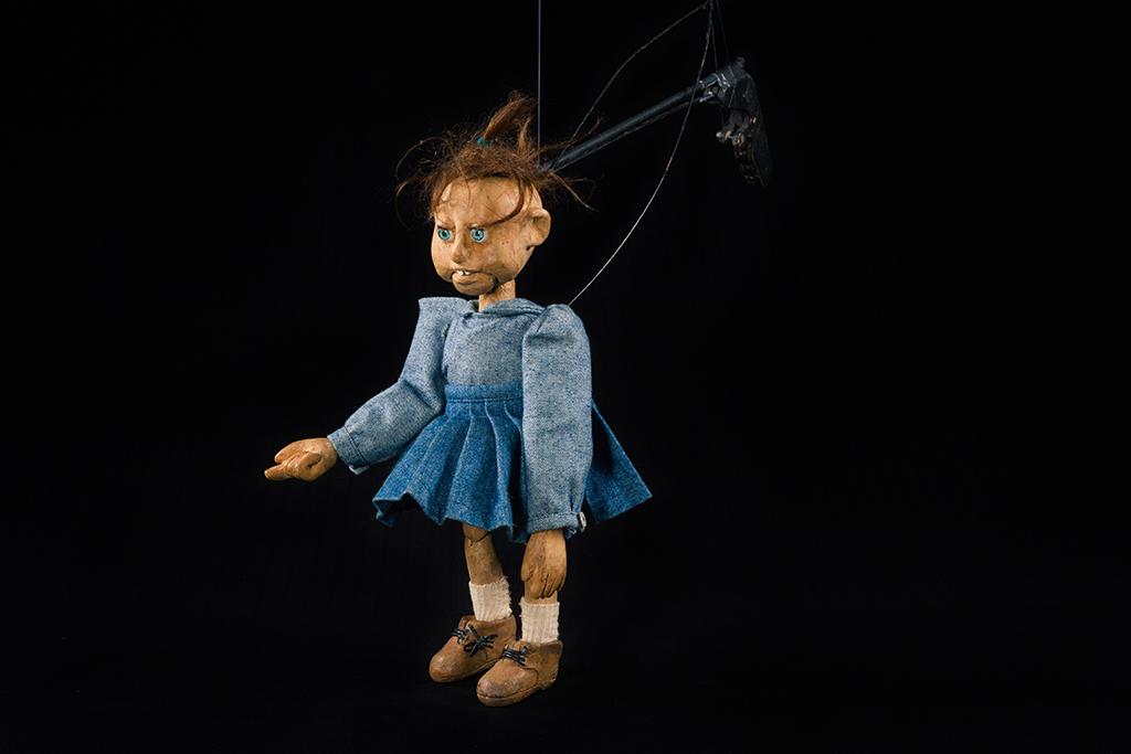 marionnette du créa théâtre