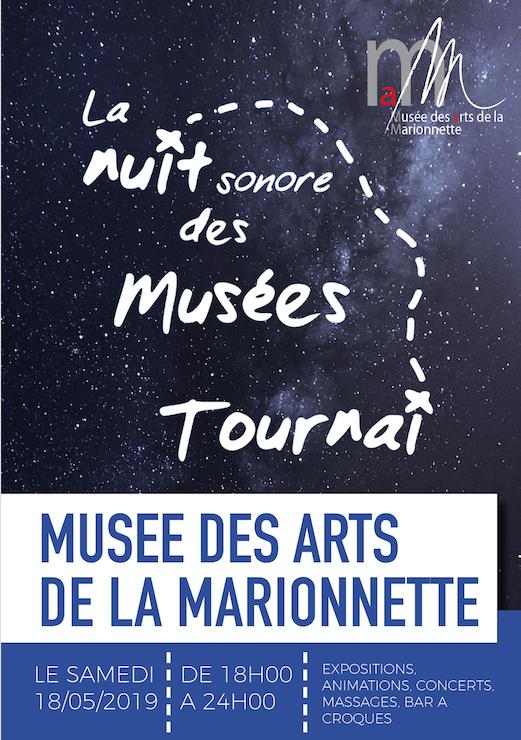 Nuit des Musées au Musée des arts de la Marionnette