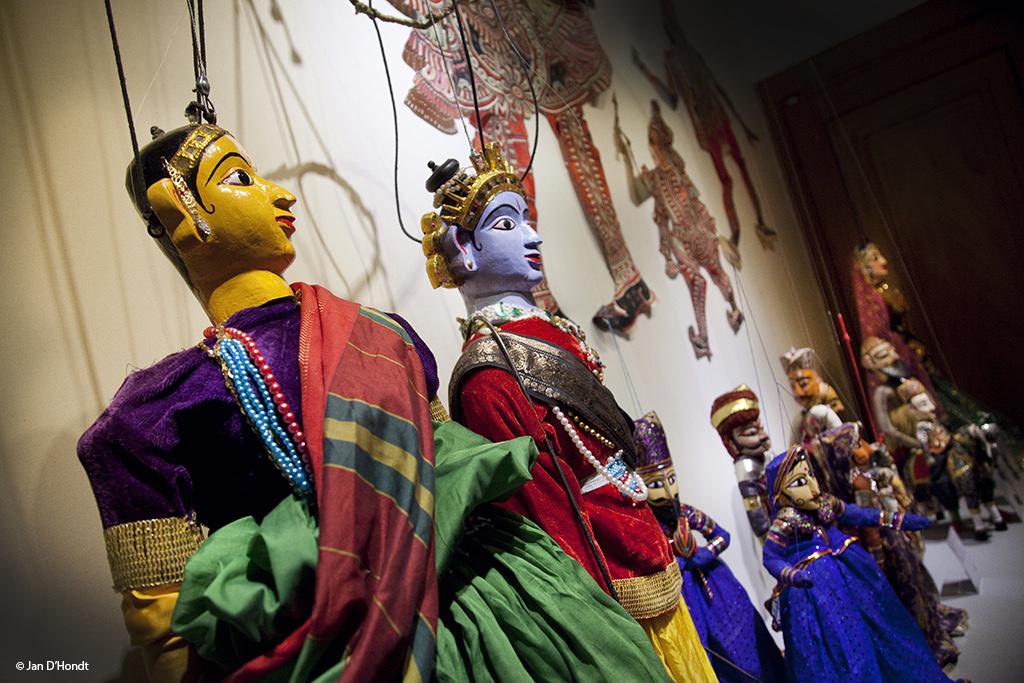 jack marionnettes indiennes familles jeu visite