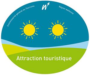 Attraction touristique 2 soleils