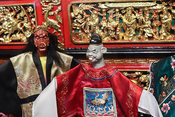 Réouverture du Musée des arts de la Marionnette